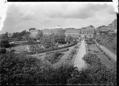 Jardin botanique de Bruxelles : Ecole de botanique et bâtiment principal #0006