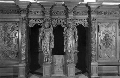 Biechtstoel deel 7, de drie goddelijke deugden