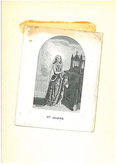 Johanna van Frankrijk