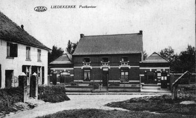 Postkantoor in Liedekerke