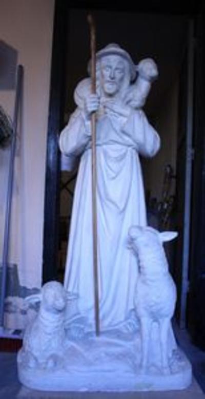 Christus als goede herder