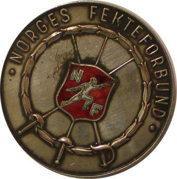 Norges Fekteforbund N.M. Karde 1965