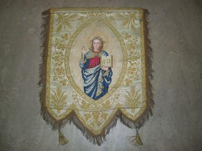 processievaandel van het Werk van de heilige Kindsheid
