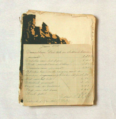 'Jaargetijden buiten den officielen lyst, gezongen in 1916'