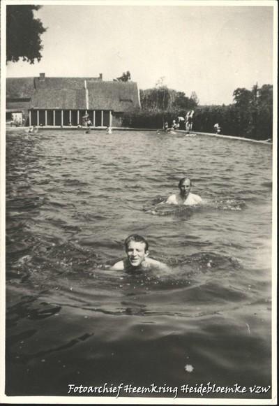 Genk Zwembad aan de Slagmolen