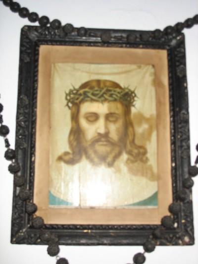 Afbeelding van het Heilig Aanschijn van Jezus
