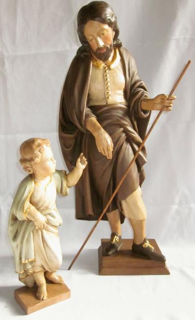H. Jozef met Jezuskind