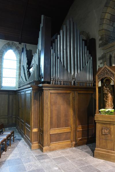 Orgelkast