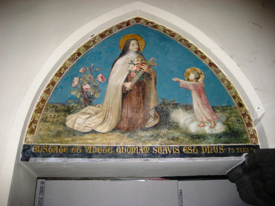 H. Theresia met kind Jezus
