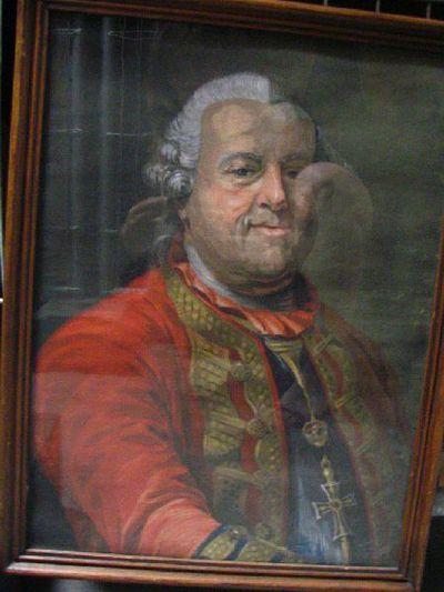 Portret van Karel Alexander van Lotharingen