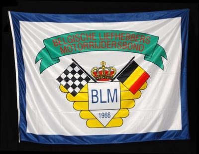 Vlag van BLM
