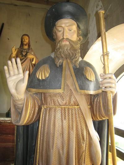 H. Jacobus van Compostella