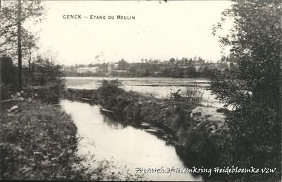 Genck - Etang du Moulin