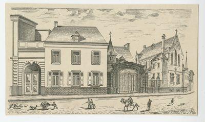 Het Sint-Pieterscollege in Leuven