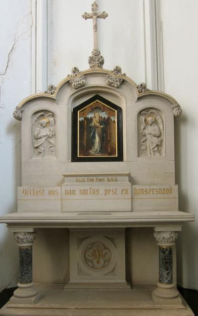 Altaar van Maria