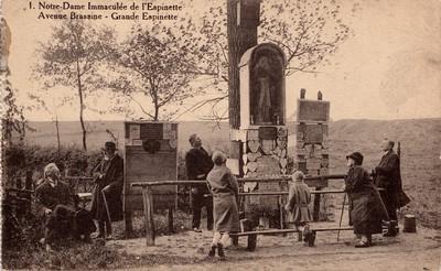Onze-Lieve-Vrouwkapel in Sint-Genesius-Rode