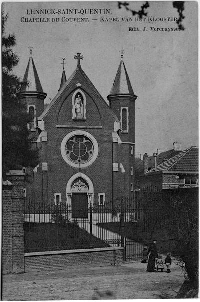 Kloosterkapel in Sint-Kwintens-Lennik