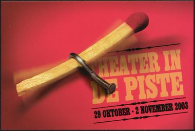 Theater in de piste Circustheaterfestival - 3de editie Domein Provinciaal Centrum Dommelhof