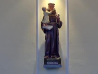 beeld Heilige Antonius