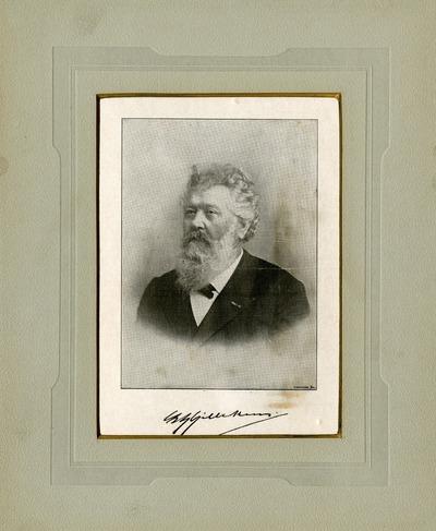 [PORTRAIT] Léopold-Guillaume Gillekens