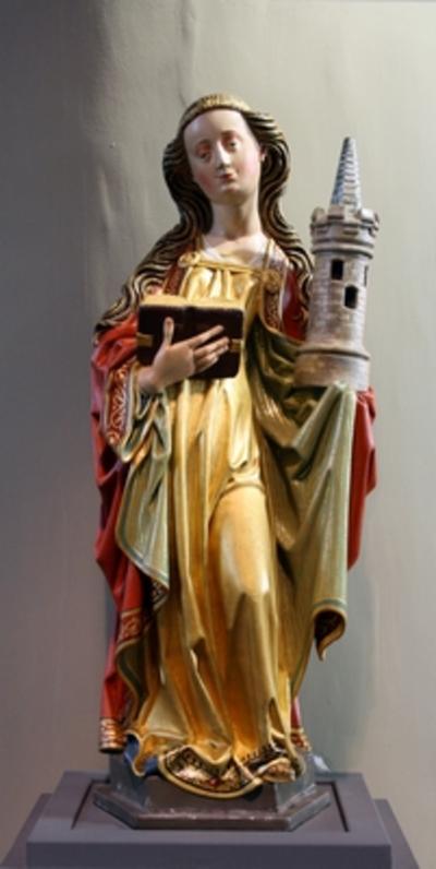 Heilige Barbara van Nicomedië