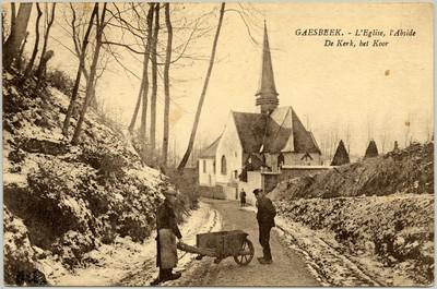 Onze-Lieve-Vrouw parochiekerk te Gaasbeek