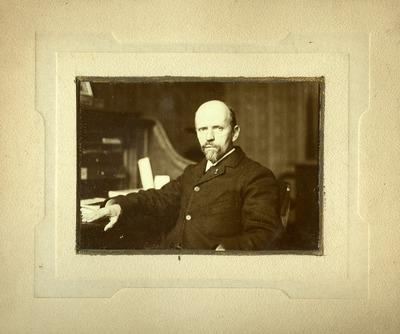 [PORTRAIT] Théophile Alexis Durand