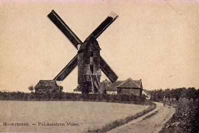 Palokelaeren Molen in Dilbeek
