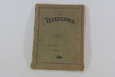 Teekenboek