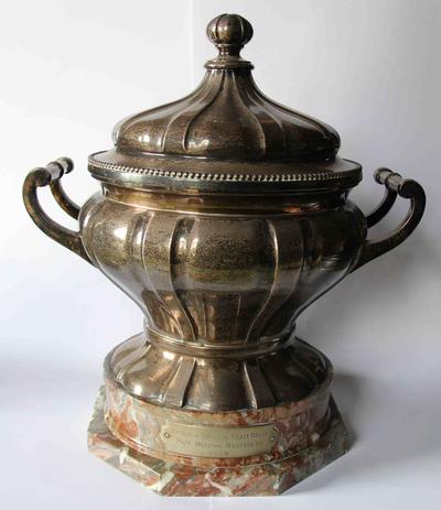 Prijsbeker Société le Cheval de Trait Belge, Prix Mérode Westerloo, 1914