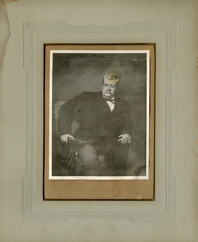 [PORTRAIT] Oswald de Kerchove de Denterghem