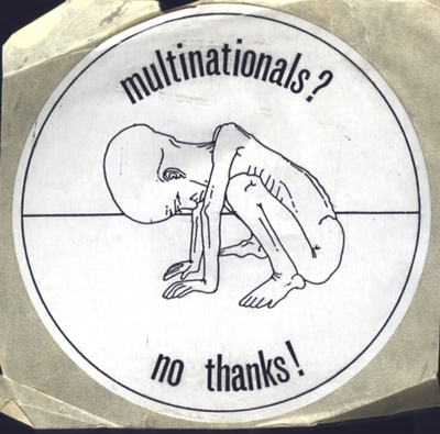 Multinationals? No thanks!