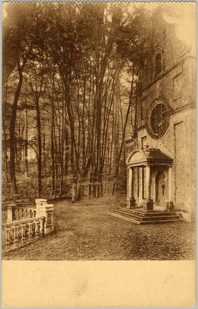 Sint-Gertrudiskapel te Gaasbeek