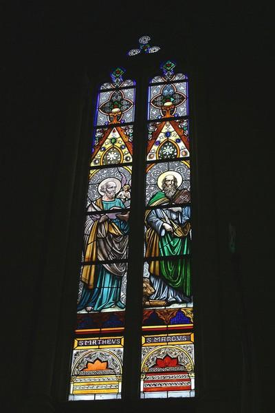 evangelisten Mattheus en Marcus