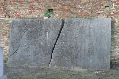 grafplaat familie Hesbeins