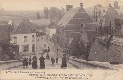 Dorpsgezicht van Alsemberg
