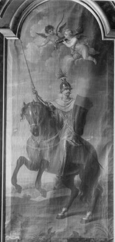 Portret van ridder Uytten Liemingen