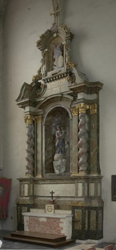 Altaar van Onze-Lieve-Vrouw van vrede en zoet akkoord