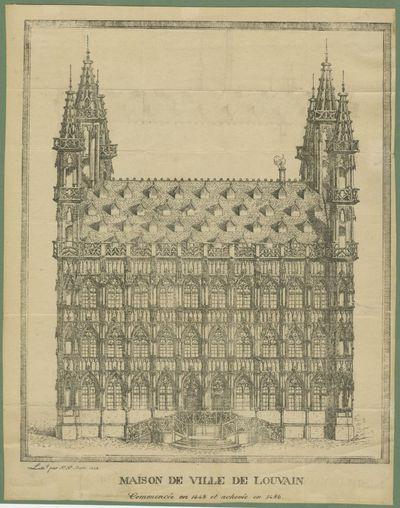 Maison de Ville de Louvain
