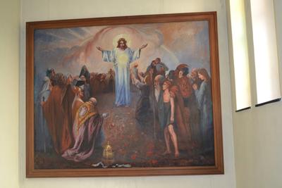 Verheerlijking van het Heilig Hart door de Volkeren