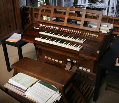 Monumentaal orgel