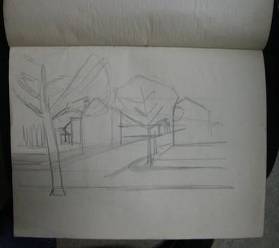 schetsen (beeldende werken)