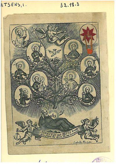 Stamboom van Ignatius van Loyola