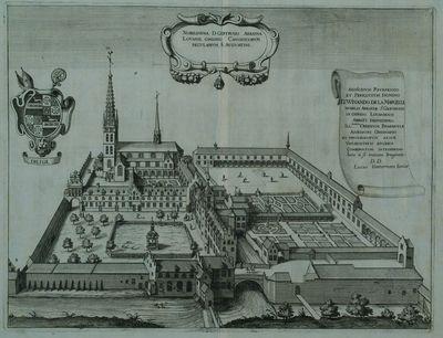 De Sint-Geertruiabdij in Leuven