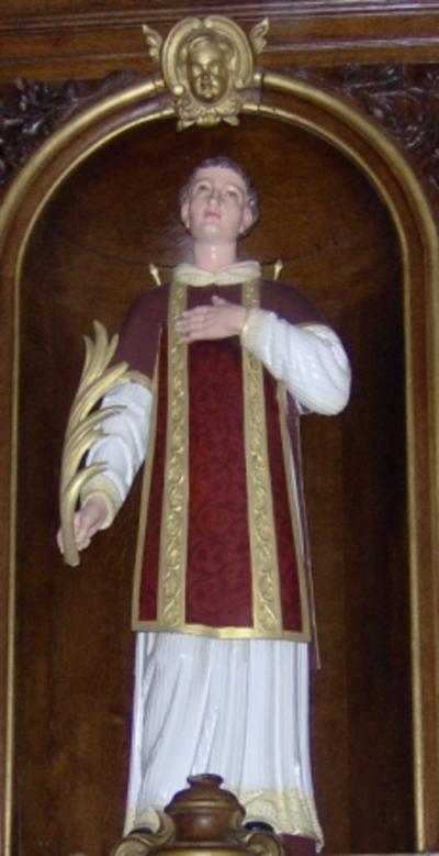 Beeld Sint-Quintinus