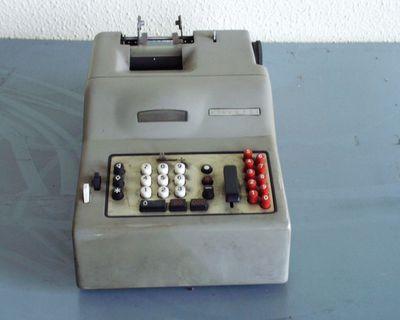 elektronische rekenmachine