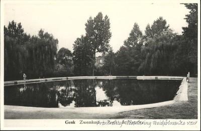Genk Zwemkom - Bassin de Natation