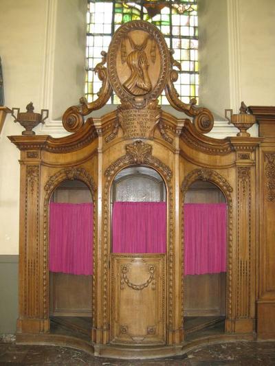 biechtstoel Maria Magdalena