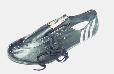 Wielrennersschoenen, 1 paar in doos, 'adidas endorsed by Eddy Merckx'