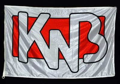 Vlag van K.W.B. Nationaal 2 van Genenbos